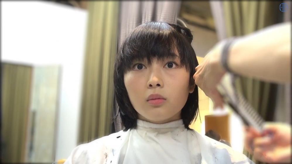 須藤茉麻 髪を切る ショートカット Berryz工房