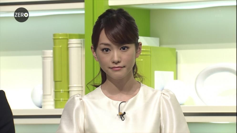ZEROでキャスターをする桐谷美玲