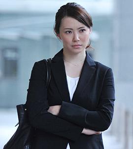 ドラマ「潜入探偵トカゲ」 ミムラ