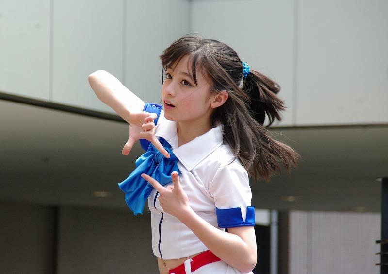 博多のローカルアイドル・橋本環奈の奇跡の一枚