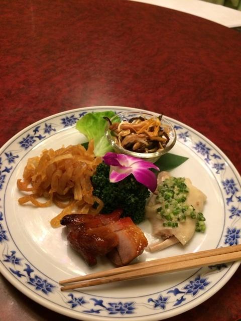 市川海老蔵、一人で中華街で食べた料理