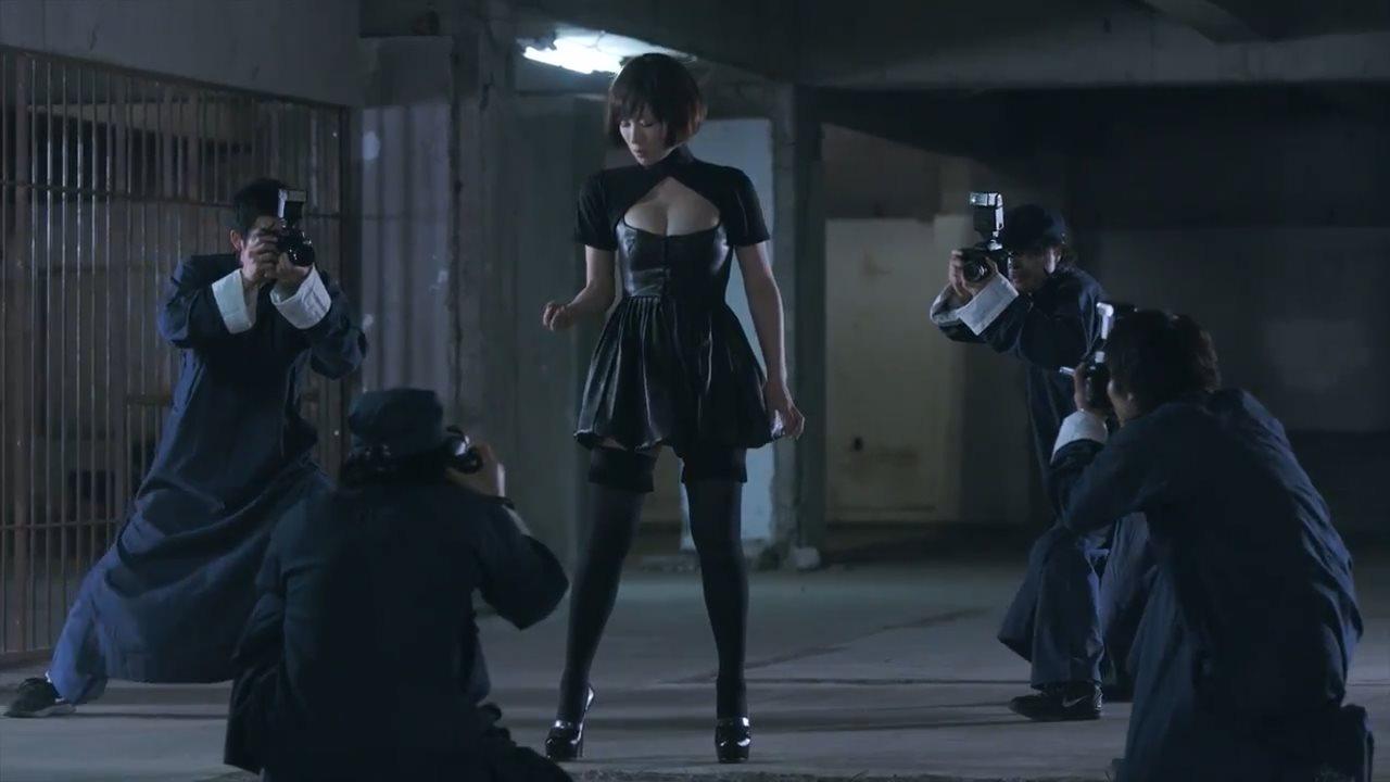 椎名林檎×中田ヤスタカ、熱愛発覚中のPVで巨乳