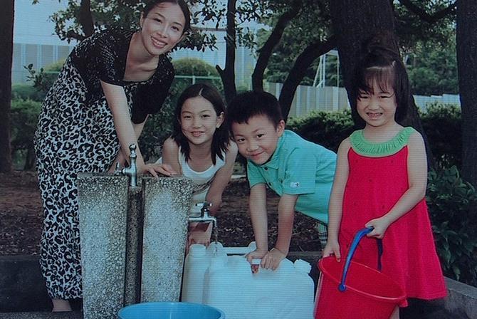 加藤浩次の嫁と3人の子供