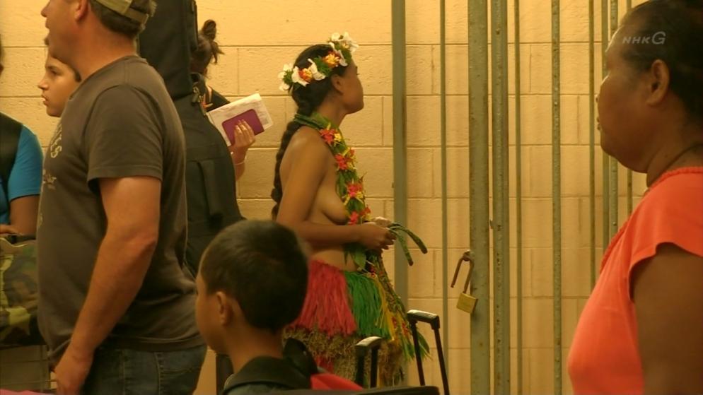 NHKで放送した原住民