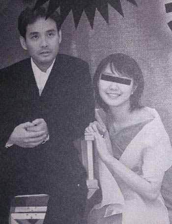 辻仁成とyumaさん 三谷幸喜の妻