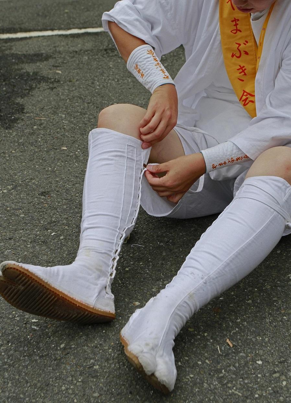 ブログ松尾足袋