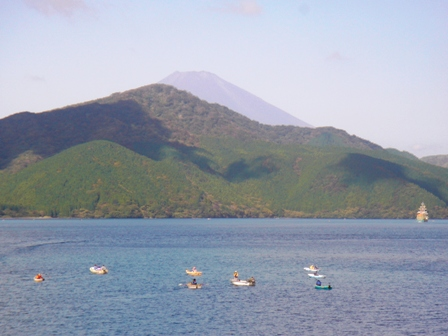 20131014芦ノ湖