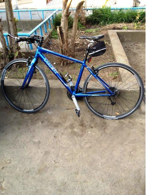 20140107クロスバイク