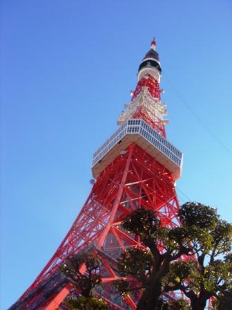 20140119東京タワー