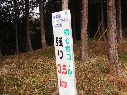 20140126初心者ゴール500m