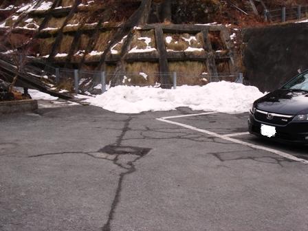 20140126榛名神社の雪