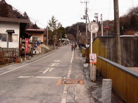 20140128榛名神社参道