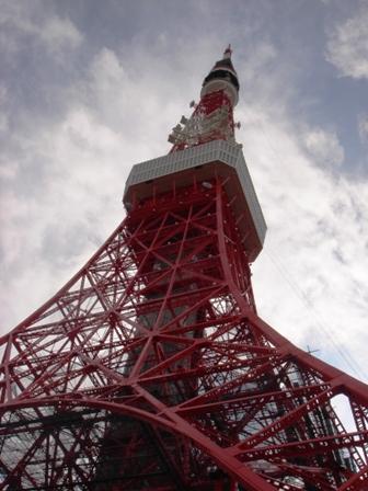 20140129東京タワー