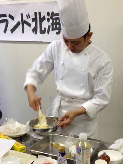 2013.12.9武田シェフ料理4