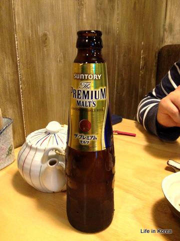 写真ビール