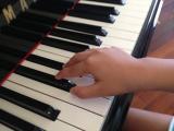 Mちゃんはじめてのピアノ