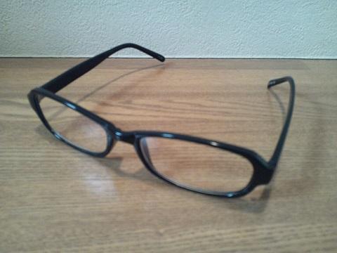 20130810用・新しいメガネ