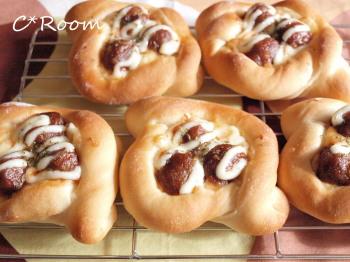 惣菜-ミートボールパン1