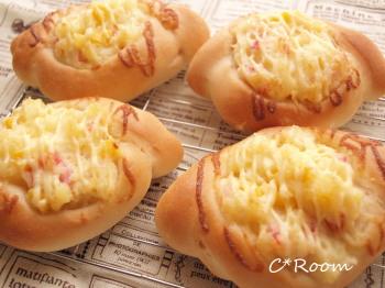 惣菜-ポテトパン1