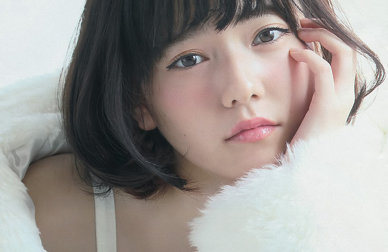 島崎遥香 Snow Crystal