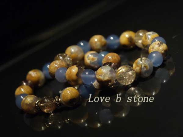 母岩ブルーカルセドニー画像9