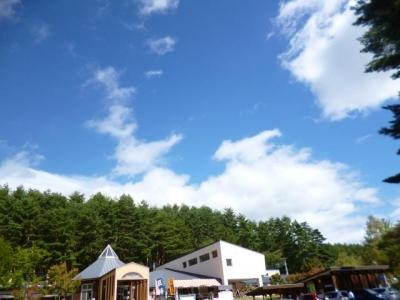 八ヶ岳ロングライディング2013年10月11日