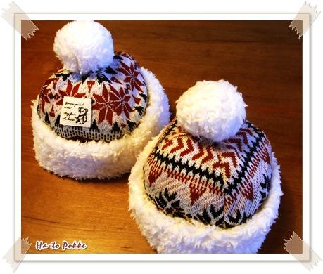 子供服*ニット帽