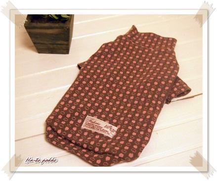 犬服*タートルシャツ01