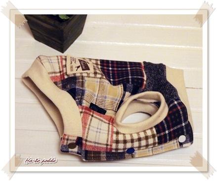 犬服*ブルックナーベスト02