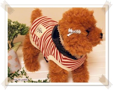 犬服*マリンフードタンク02