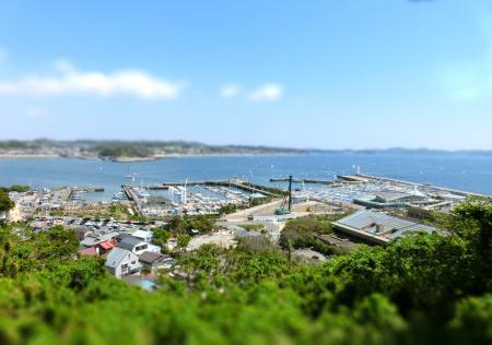 湘南の海ミニチュア_convert_20130718182833