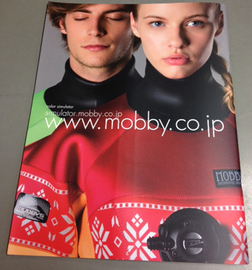 MOBBY'S 2013-14 秋冬カタログ