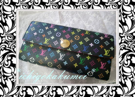 長財布 LOUIS VUITTON