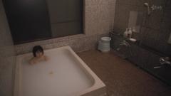 真野恵里菜パトレイバー入浴画像3