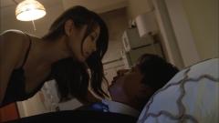 堀北真希「霧の旗」ベッドシーン画像2