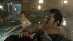 石原さとみ露天風呂入浴タオル1枚画像7