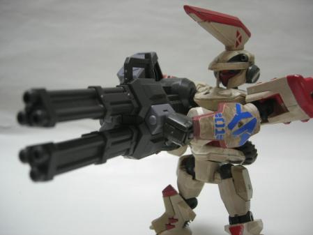 LBXカスタムウェポン(ウォーズ) (2)