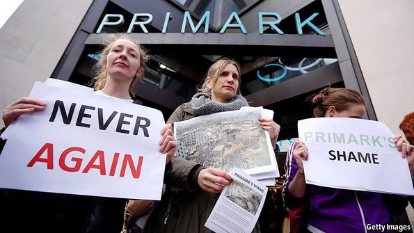 consumer protest