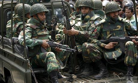 bangladsh military