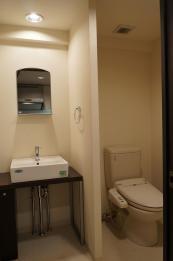 トイレ洗面 フェリーチェカーサ泉E