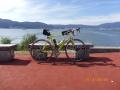 諏訪湖の写真