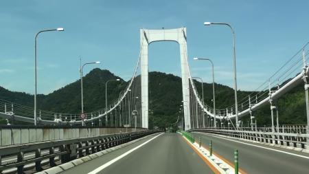 伯方・大島大橋1m