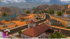 Sims4_i7-4790_GTX760 192bit_フレームレート_01