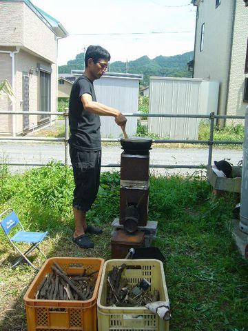 2013年8月17日留原にて (3)