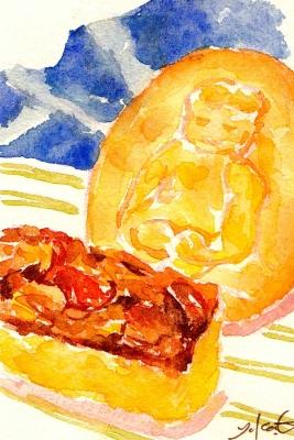 2013フランス製菓の大仏クッキー