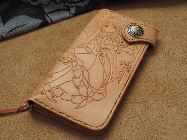 博麗霊夢長財布