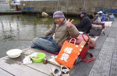 2014,1,3初釣り1