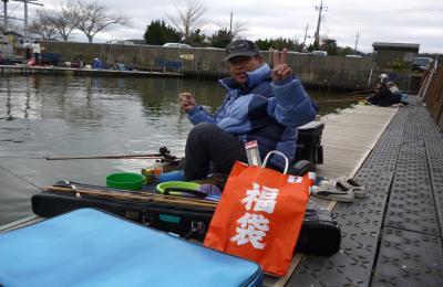 2014,1,3初釣り2