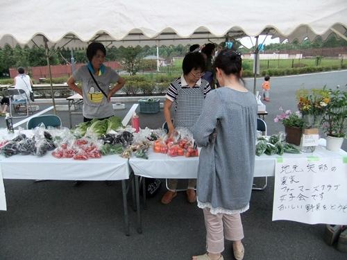 2013.8.3 納涼祭(梅の香園) 030