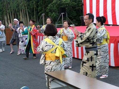 2013.8.3 納涼祭(梅の香園) 022